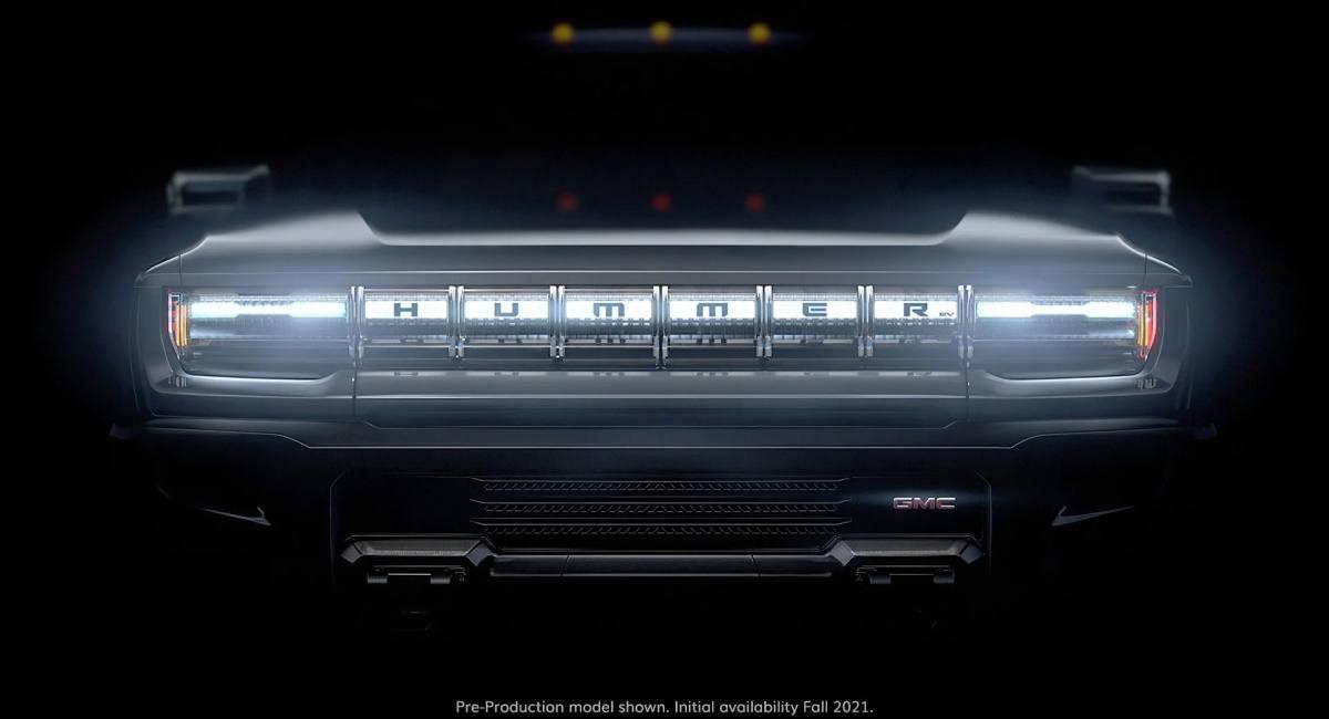El nuevo GMC Hummer EV de 1.000 CV será presentado el próximo 20 de mayo