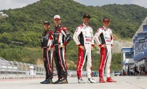 Guerrieri, Girolami, Monteiro y Tassi seguirán con Honda en el WTCR 2020
