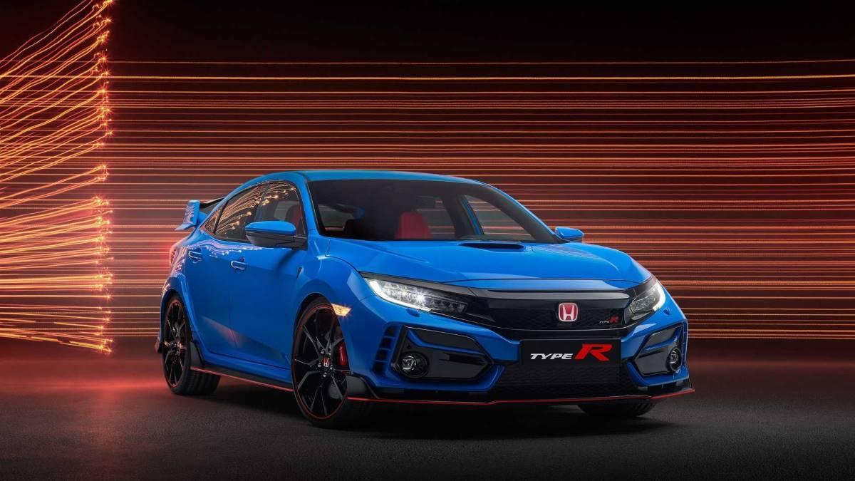 Honda Civic 10ªgen Facelift (2020) 4