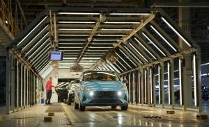Hyundai comienza la producción de la tercera generación del i10 en Turquía