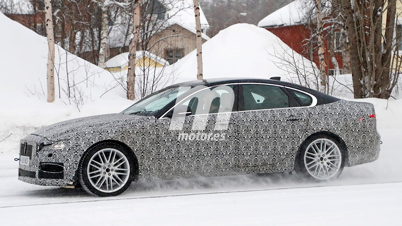 2020 Jaguar XF Restyling 28