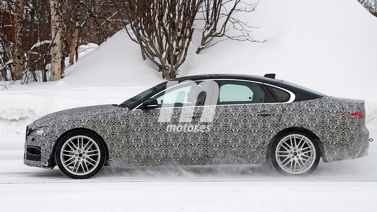 2020 Jaguar XF Restyling 29