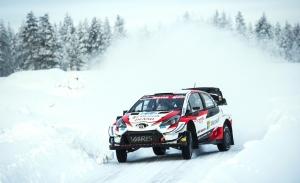 Kalle Rovanperä gana con gran autoridad el Arctic Lapland Rally