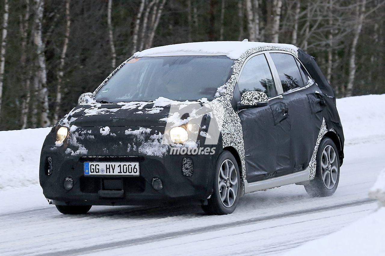 2021 Kia Picanto Facelift 3