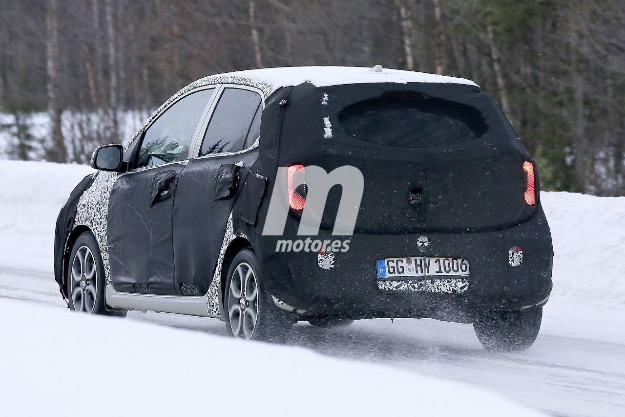 2021 Kia Picanto Facelift 4