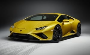 Lamborghini desvela el nuevo Huracán EVO de tracción trasera