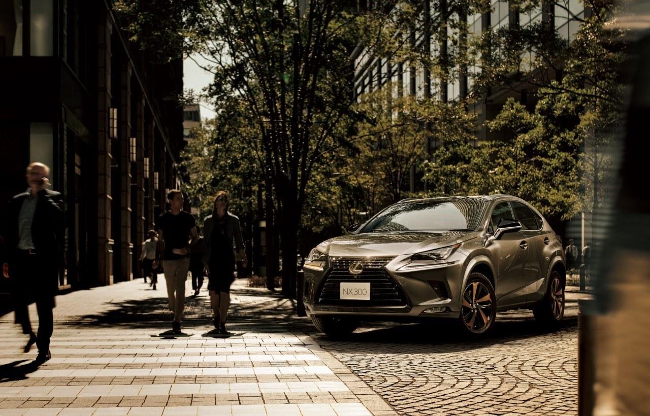 Lexus NX Bronze Special Edition, nueva edición especial solo para Japón