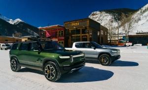 Confirmado: Rivian está desarrollando el primer SUV eléctrico de Lincoln