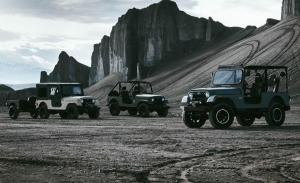 Mahindra modifica el diseño del Roxor para evitar la demanda de Jeep