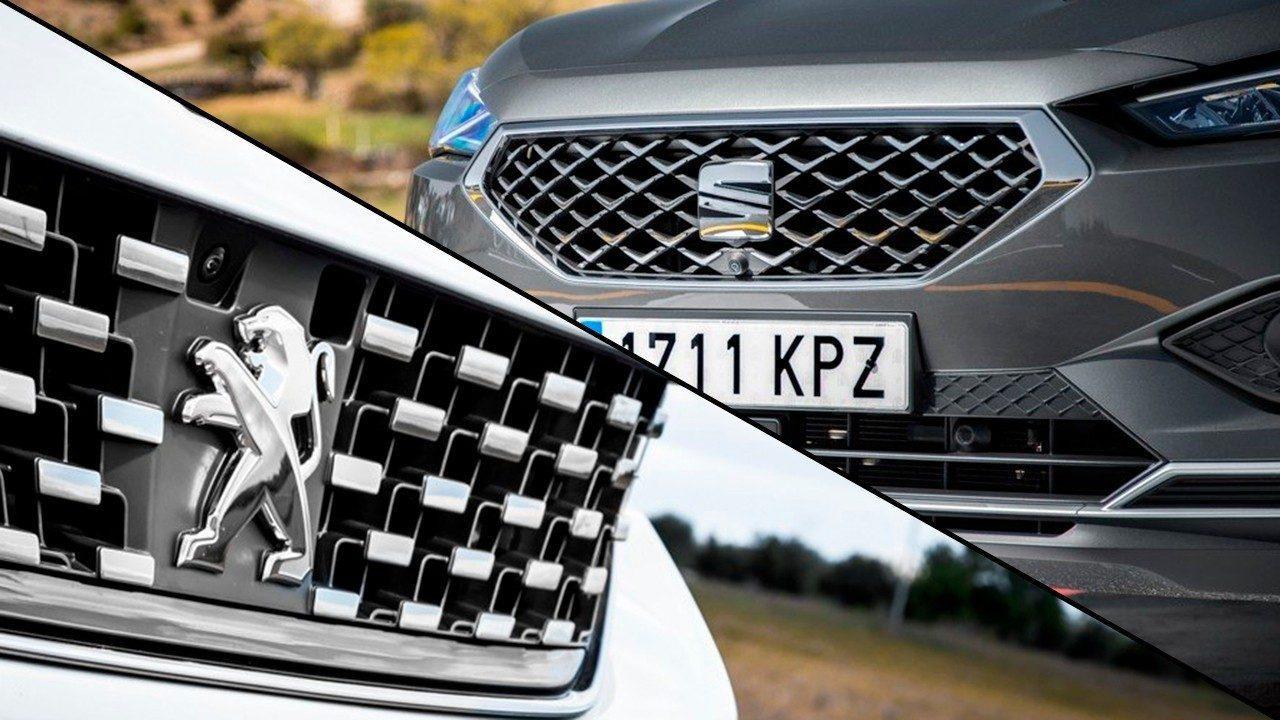 ¿Qué marca es la más vendida en 2019? Peugeot o SEAT