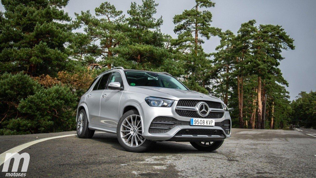 Mercedes, la marca de coches premium más vendida en España en 2019