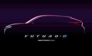 Maruti Suzuki anuncia un teaser del Future-e, la primera apuesta con formato de SUV Coupé