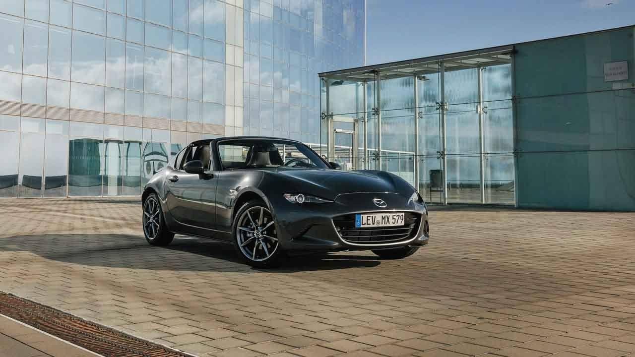 El Mazda MX-5 ahora aprovecha sus frenos para ser un 5% más eficiente