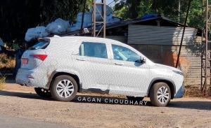 MG Hector Plus, el nuevo SUV de Morris Garage que llegará a la India