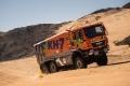 El Dakar alcanza su cumbre más alta en el bucle en torno a Neom