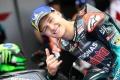 Fabio Quartararo competirá con el equipo oficial de Yamaha desde 2021