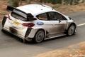 M-Sport prueba el nuevo motor Ford en los test del Rally de Montecarlo