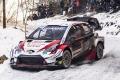 El Rally de Suecia corre peligro por la falta de nieve en la región