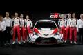 Toyota presenta su proyecto para el WRC 2020 con Ogier de punta de lanza
