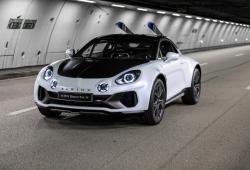 Alpine A110 Sports X Concept, el deportivo francés se convierte en crossover
