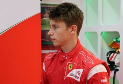 Arthur Leclerc, hermano de Charles, ficha por Ferrari
