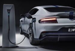 Aston Martin cancela la producción del Rapide-E