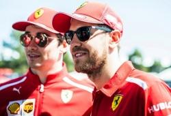 Binotto: «A pesar de lo que se dice Ferrari está muy unida, incluidos Vettel y Leclerc»