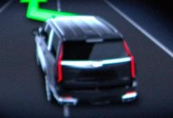 Cadillac lanza novedades para Super Cruise revelando la zaga del nuevo Escalade