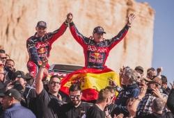 """Carlos Sainz, tricampeón del Dakar: """"La edad está en el crono y no en el carnet"""""""