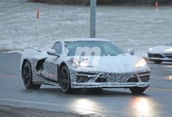 El Chevrolet Corvette híbrido enchufable está en marcha