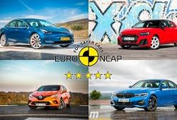 Los coches más seguros de 2019 según Euro NCAP