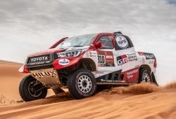Así ha sido el Dakar de Fernando Alonso hasta la jornada de descanso