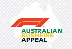 La F1 organiza una subasta benéfica por los incendios en Australia