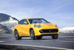 El Ferrari Purosangue, en peligro: su nombre podría tener que cambiar