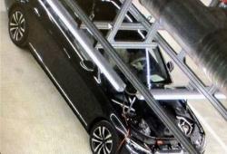 Nueva filtración desde la sede de Mercedes en Alemania, esta vez el Clase S 2020