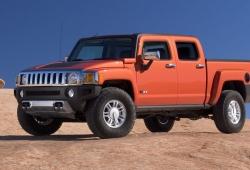 El nuevo Hummer eléctrico será un pick-up de 1.000 caballos