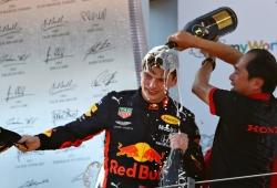 Honda ve en Verstappen a «un joven Senna»