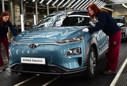 Se eleva la producción del Hyundai Kona Eléctrico para atender la creciente demanda