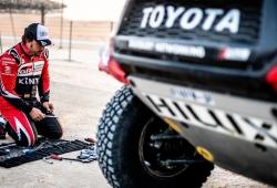 """Jacky Ickx está seguro: """"Alonso tiene talento para ganar el Dakar"""""""