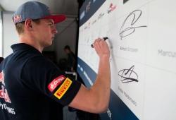 Marko explica qué le hizo llevar a Max Verstappen a la Fórmula 1