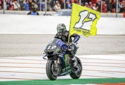 Maverick Viñales y Yamaha seguirán juntos en MotoGP hasta 2022