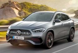 Mercedes abrirá los libros de pedidos del nuevo GLA 2020 en febrero