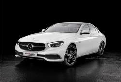 Así se verá el nuevo Mercedes Clase E tras su inminente actualización