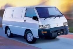 Mitsubishi tendrá una furgoneta similar a Renault Trafic
