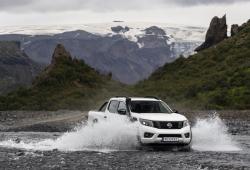 Nissan Navara Off-Roader AT32, sin límites en los caminos más difíciles