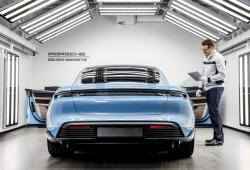 Porsche Exclusive desvela detalles de personalización para el nuevo Taycan