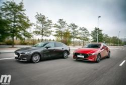Comparativa Mazda3 5 Puertas vs Sedán, dos personalidades a elegir (con vídeo)