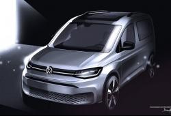 Los nuevos Volkswagen Caddy Turismo y Caddy Cargo debutarán en febrero 2020