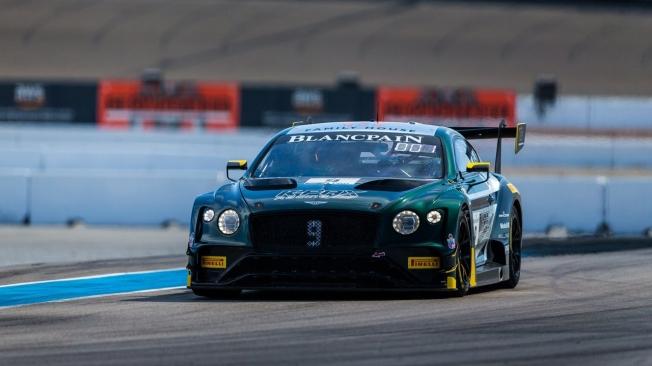 Andy Soucek hará el GT World Challenge Europe con Bentley y K-PAX