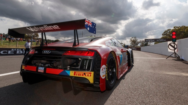 Audi anuncia su alineación de pilotos para las 12 Horas de Bathurst